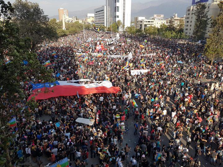 Χιλή: 50 μέρες ελπίδας