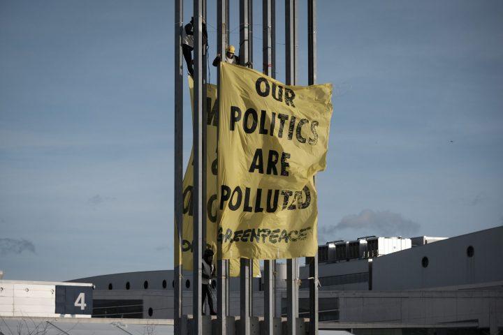 ACCION GREENPEACE_COP25_denuncia presiones grandes empresas (7)