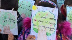 Appell an die am Klimagipfel teilnehmenden Eltern