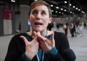 """COP25: """"La oportunidad de construir una sociedad más justa e igualitaria"""", según Blanca Ruibal"""