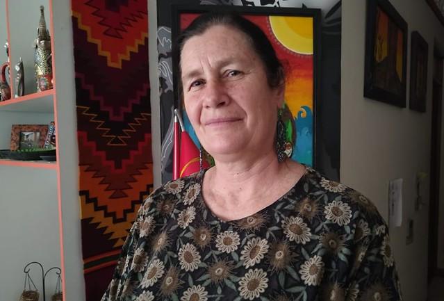 Entrevista con Dolores Arce: «Los medios de comunicación prendieron fuego a Bolivia con mentiras en el golpe contra Evo»