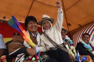 Evo Morales: a história o absolverá