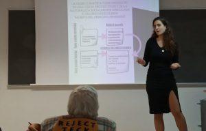 COP25. Gisela Torrents: El principio femenino como motor de cambio a la crisis climática