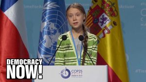 """Climate Youth Declare: """"We Are Unstoppable! Another World Is Possible!"""""""