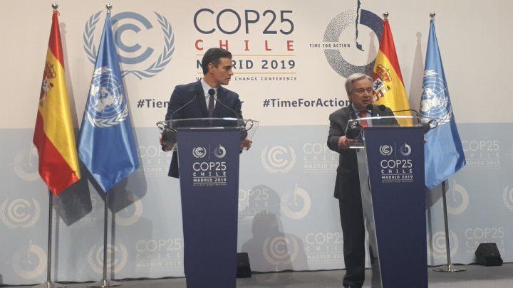COP25, ¿Habrá voluntad política para frenar el cambio climático?