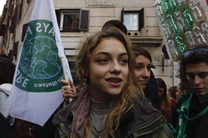 Sarà di Giornalisti Nell'Erba la più giovane giornalista italiana presente a #COP25