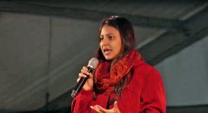 """COP25. Laura Zúñiga Cáceres: """"Yo no me hago cargo del cambio climático"""""""