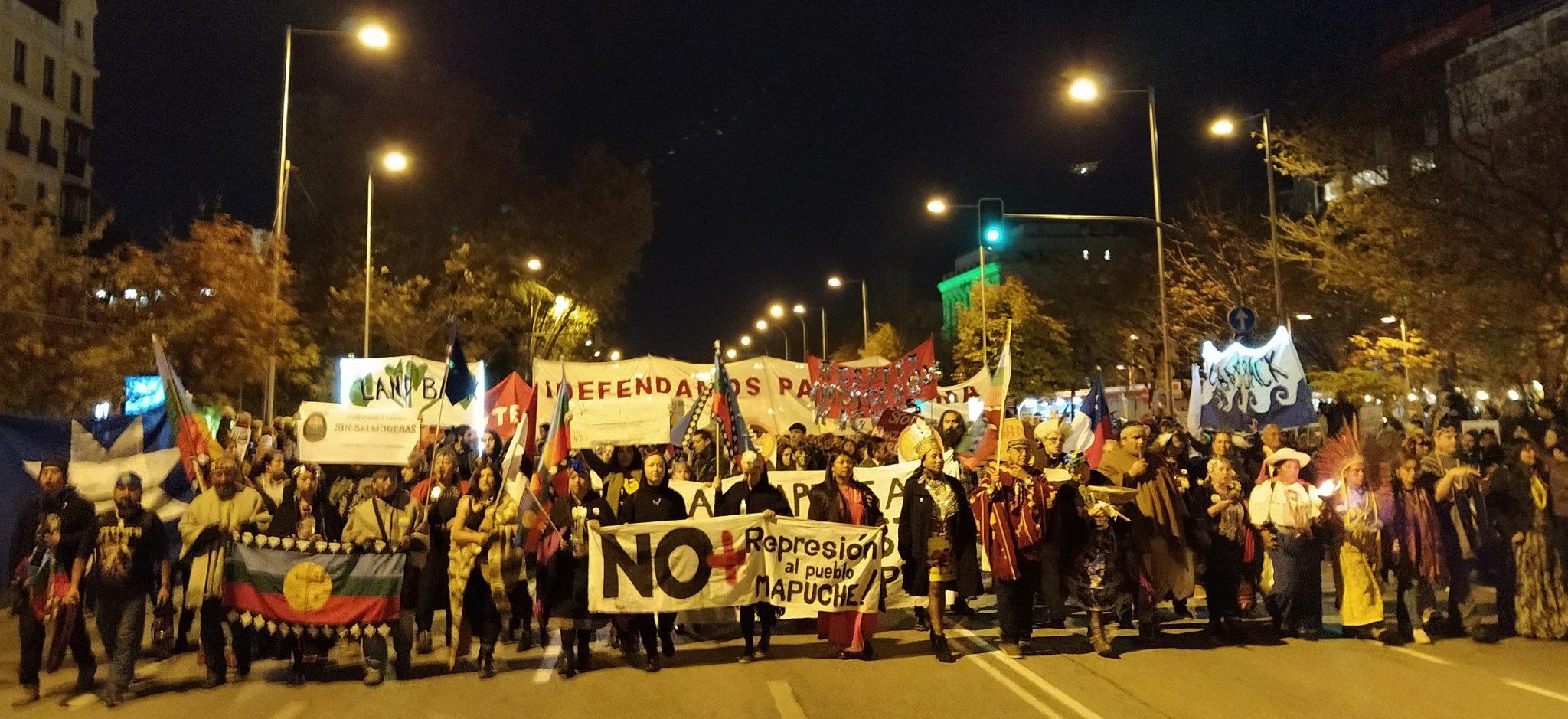 Madrid, le haut-parleur mondial contre le changement climatique