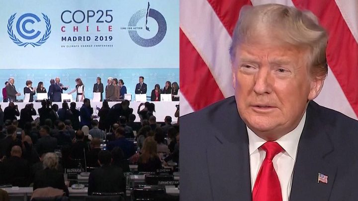 "The U.S. Has Almost No Official Presence at COP25 But Is Still ""Obstructing Any Progress"""
