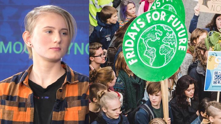 """My Generation Needs to Say """"Enough"""": A Swedish Climate Striker Speaks Out About Fridays For Future"""