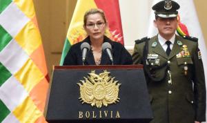 Governo autoproclamado da Bolívia anuncia entrada do país no Grupo de Lima