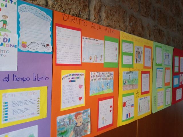 Civita Castellana: Diritti Umani e Marcia Mondiale per la Pace e la Nonviolenza