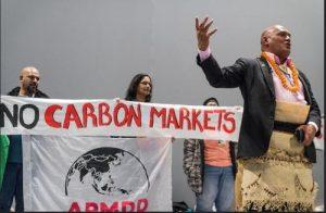 COP25. ¿Quiénes patrocinan esta COP y presionan para que no avancen los acuerdos?