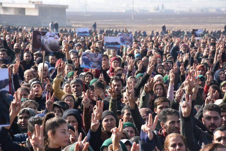 """Siria, l'attivista curda: """"Noi donne, leader e resilienti"""""""