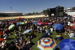 Chile: concierto «Para que nunca más»