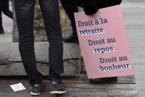 Sciopero e manifestazioni in Francia contro la riforma delle pensioni