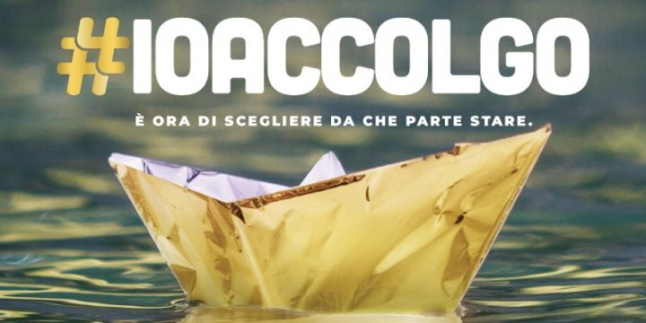 Ιταλία: εκστρατεία #καλωσορίζω – δεν υποκύπτω στη βαρβαρότητα