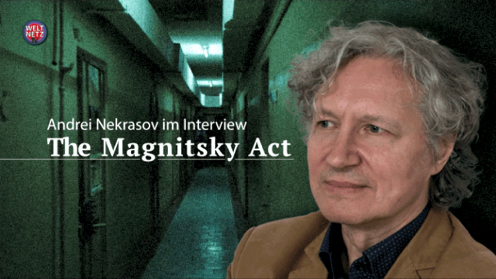 """The Magnitsky Act"""