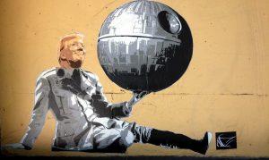 O plano de Trump para militarizar o espaço