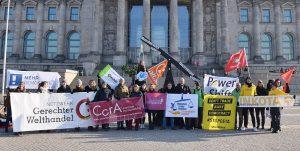 NGOs kritisieren die UNCITRAL-Verhandlungen und geplante Ausweitung der Sonderklagerechte für Konzerne