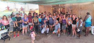 """Chile. Toma de terreno Violeta Parra: """"Somos resultado de la negación estatal del derecho a la vivienda"""""""