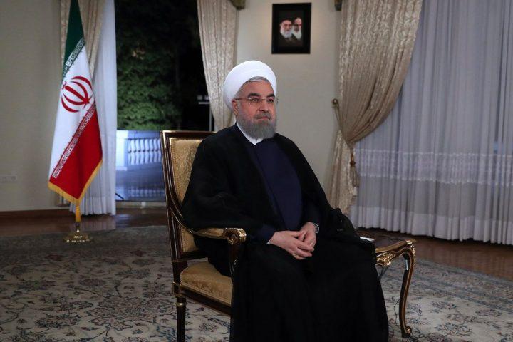 Presidente iraniano diz que política americana é causa de insegurança
