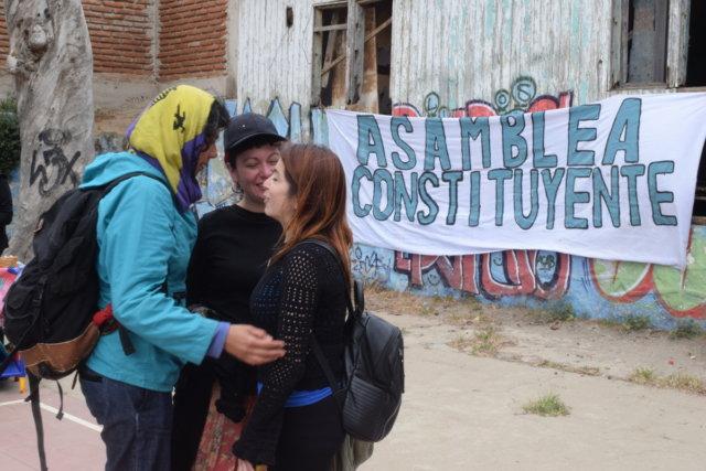 Chile: remedo de Asamblea Constituyente