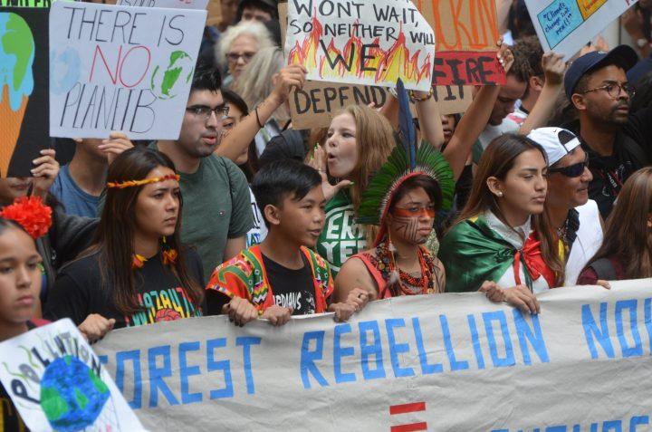 Comment la génération Z mène le combat climatique