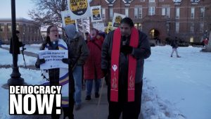 We Can't Be Silent Anymore: Rev. Barber & Poor People's Campaign Push Presidential Debate on Poverty