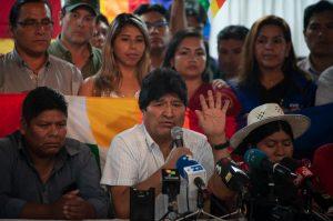 En Bolivia el MAS ya tiene binomio: Luis Arce y David Choquehuanca