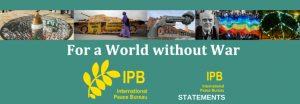 Non à la guerre – Déclaration de l'IPB sur l'assassinat du général Soleimani par les Etats-Unis