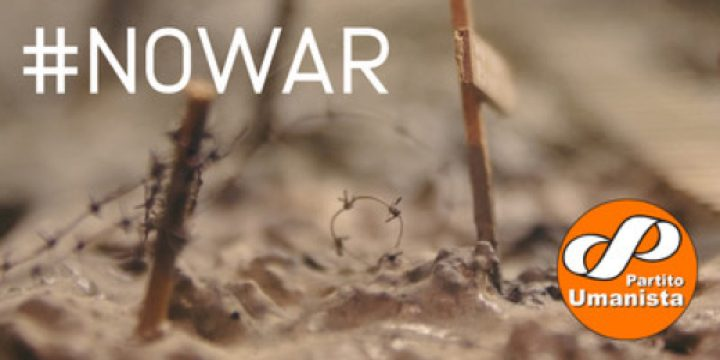 Fermiamo la guerra