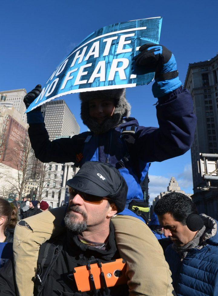 No Hate No Fear Kid