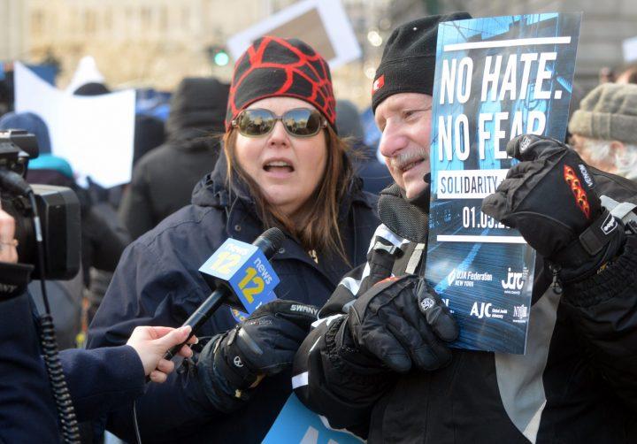 No Hate No Fear Press