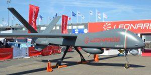 Lo scalo di Trapani-Birgi poligono sperimentale dei droni da guerra di Leonardo