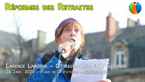 [France] Réforme des retraites : les femmes ces Grandes Gagnantes ?