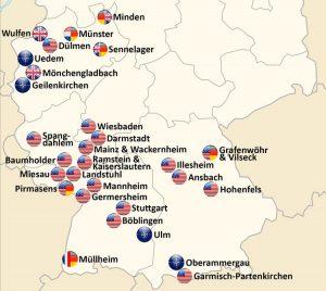 US-Militärbasen in Deutschland schließen
