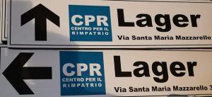 3 Giorni contro il CPR: 1° giorno