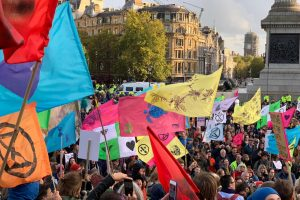 This is 'Crude, Divisive, Dangerous' – Response from Extinction Rebellion to Police's 'Run Hide Tell' poster