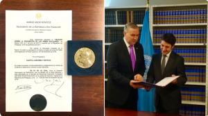 Le Paraguay ratifie le Traité sur l'interdiction des armes nucléaires (TIAN)