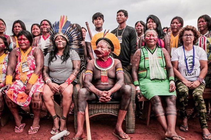 Manifiesto de Piaraçu: líderes indígenas del Brasil denuncian políticas de Bolsonaro