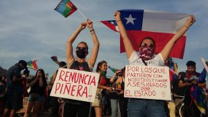 Clamor popular: ¡Que se vaya Piñera!