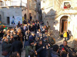 """Le Sardine a Riace per la """"Festa della diversità"""""""