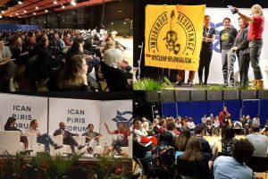 ICAN PARIS FORUM – Première journée : « La lumière dans les Temps Sombres »