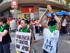 Χιλή: προετοιμάζουν τη φεμινιστική απεργία του Μαρτίου