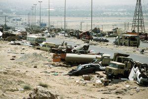 Guerra del Golfo: lo sterminio del 26 Febbraio del 1991