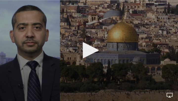 Mehdi Hasan: Trump's Middle East Plan Is a Policy of Apartheid & Settler Colonialism