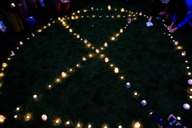 Extinction Rebellion Faith Communities launch 40 Days of Action on Ash Wednesday: Enough Earth Destruction!