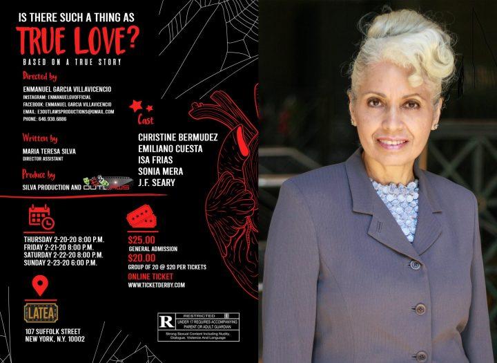 Conversation with Maria Teresa Silva