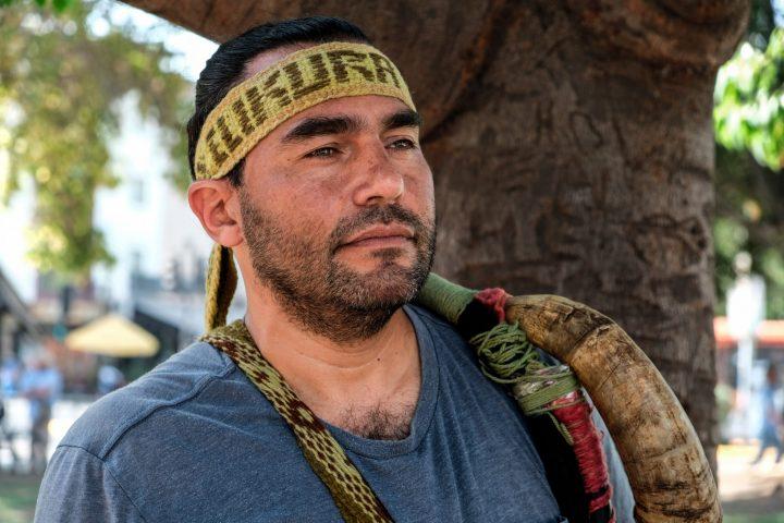«Descubrí que soy Mapuche gracias a la música»